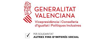 Logo Conselleria de Inclusión Social -IRPF