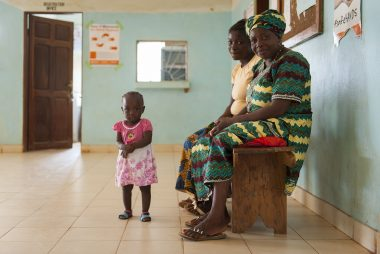 Cooperación Internacional proyecto Sierra Leona 2019
